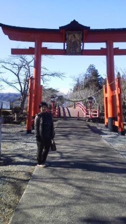Suzumigaoka Hachiman Shrine