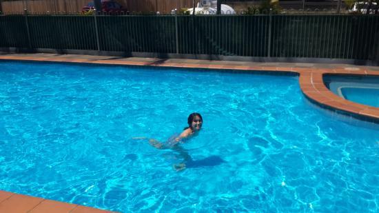 Hawks Nest, Australien: Beautiful relaxing pool