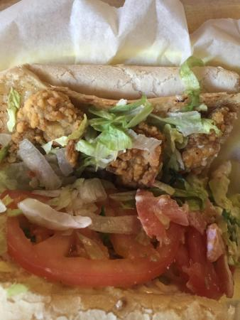 Bear's Po-boy's At Gennaro