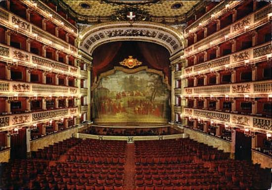 Αποτέλεσμα εικόνας για Teatro San Carlo