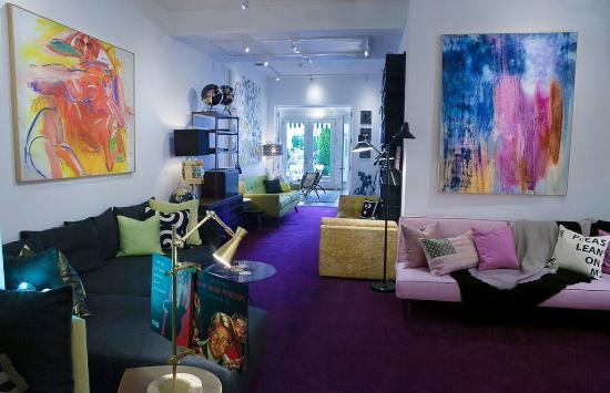 Greenport, Νέα Υόρκη: Gallery Lounge