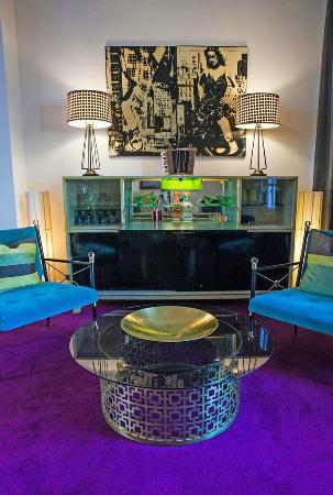 Greenport, Νέα Υόρκη: Lounge in Gallery