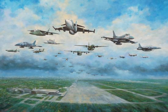 Royal Thai Air Force Museum: น่านฟ้าไทย