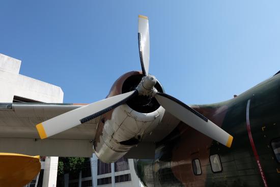 Royal Thai Air Force Museum: เครื่องบินยุคเก่า