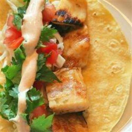 Sandy, OR: Maui Fish Taco