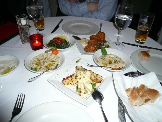 Fora Turkish Restaurant London