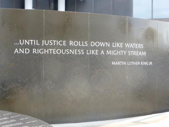 Civil Rights Memorial: memorial