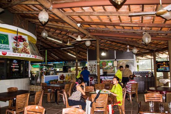 Forrest Veg. Food Court