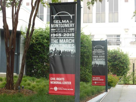 Civil Rights Memorial: Civil Rights Centre