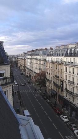 Hotel Saint-Jacques: vista camera n. 30