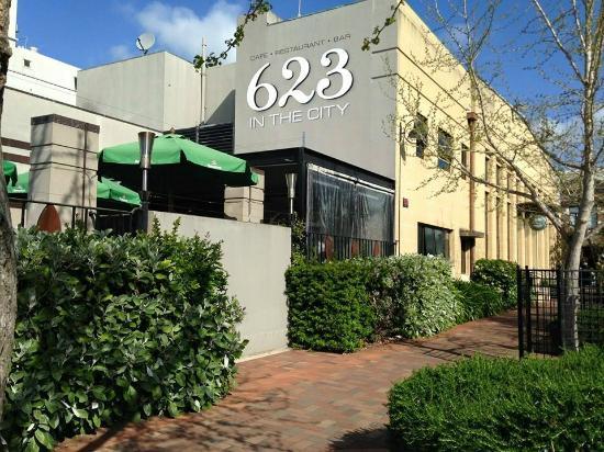 623 Restaurant and Bar: 623 Building