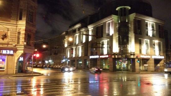 Cafe Statskiy Sovetnik