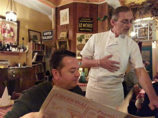 Restaurant Chez Tante Fauvette
