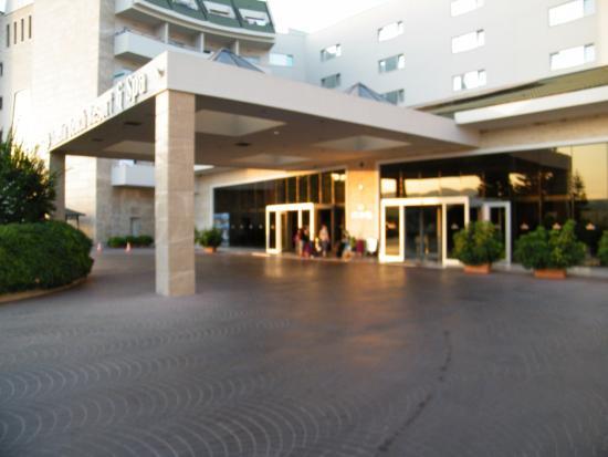 Amelia Beach Resort & Spa: Hotel front
