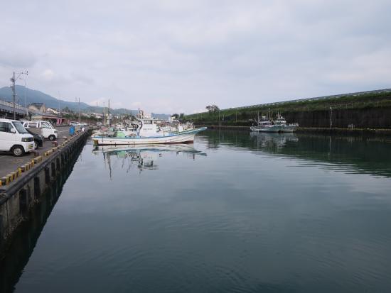 Yui Port : 由比漁港