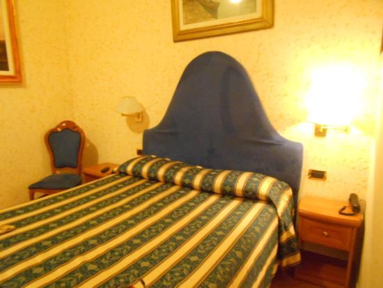 Hotel Brignole: camera