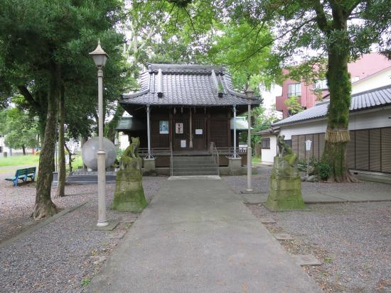 Uomachi Inari Shrine