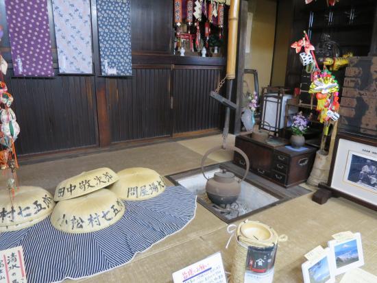 次郎長生家の正面にて Picture Of Birthplace Of Jirocho Shizuoka Tripadvisor