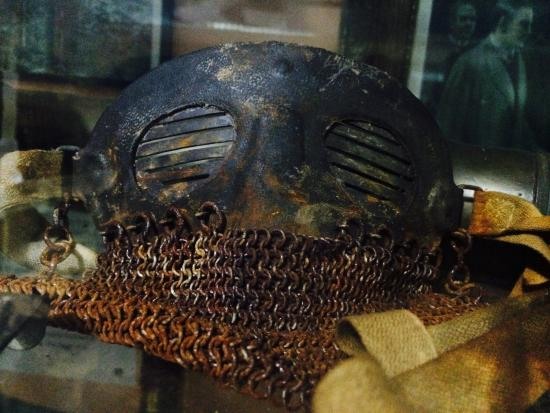 Pozieres, ฝรั่งเศส: Rare exhibits
