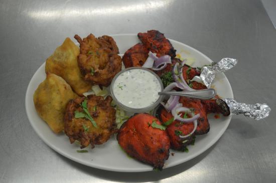 Little India: Mixed Platter