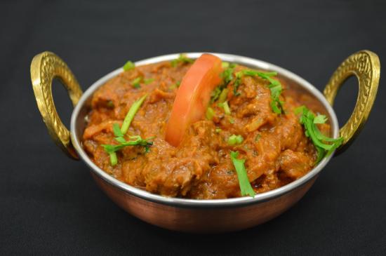 Little India: Kadai Chicken