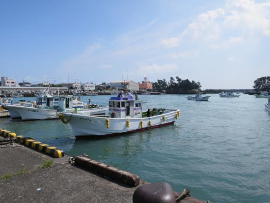 Mochimune Fishing Port