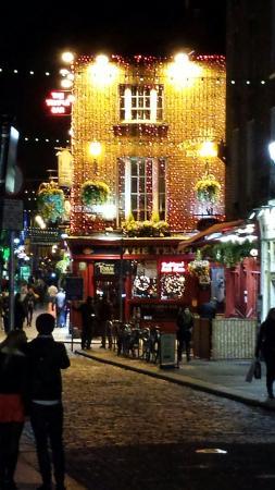 The Fleet Street Hotel: 20140107_205808_large.jpg