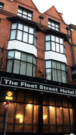 The Fleet Street Hotel: 20140109_090054_large.jpg