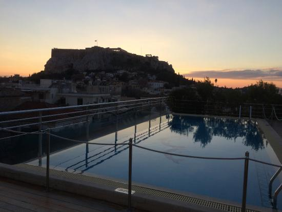 Electra Palace Hotel - Athens: Swimming pool