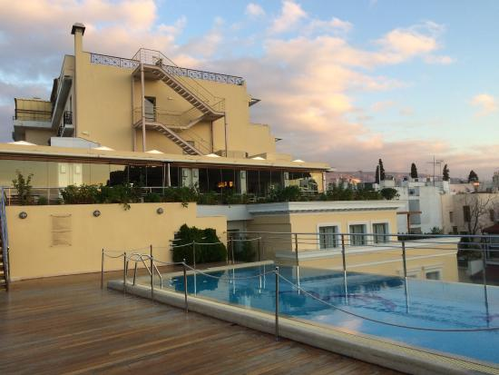 Electra Palace Hotel - Athens: Outside