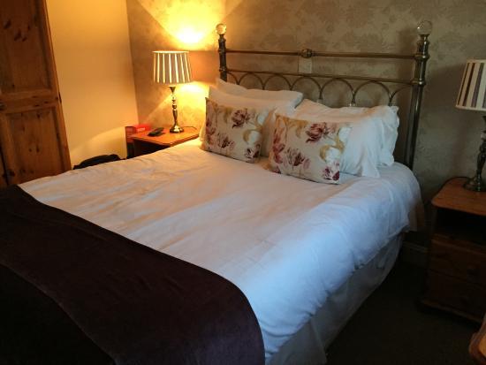 Lastra Farm Hotel & Restaurant: Bedroom Room 10