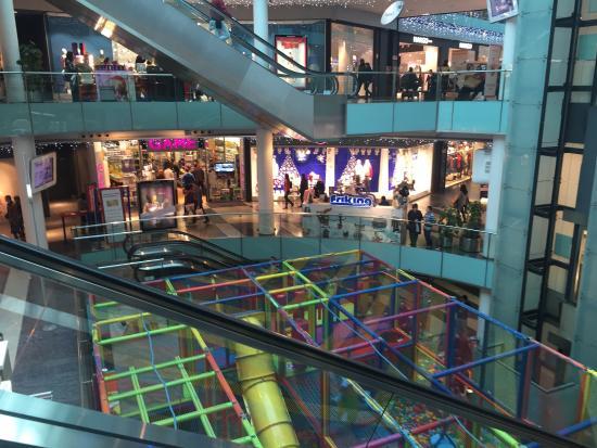 Picture of centro comercial plenilunio for Centro comercial sol madrid