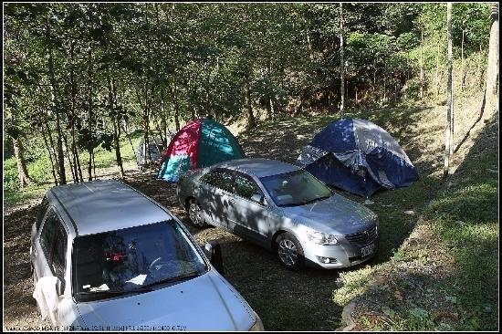 埔里聽瀑營地