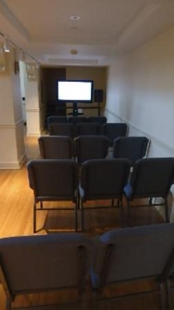 Morristown, Nueva Jersey: Video Room