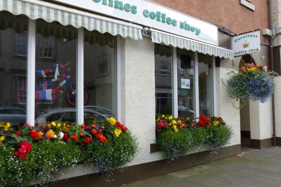 Mayfield Garden Centre Cafe Kelso Find Out More On Picture Of Kelso Scottish Borders Tripadvisor