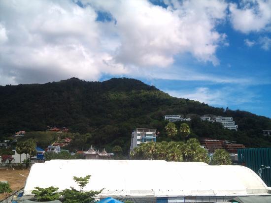 Sugar Marina Resort - Surf: Вид с балкона номера.