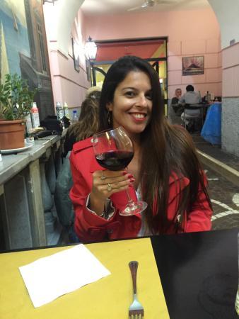 Peroni: vinho