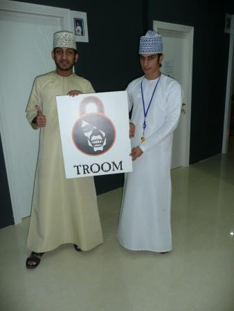 Troom Oman Escape Room