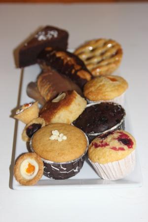 Italian Job Coffee: cakes, muffin and pies