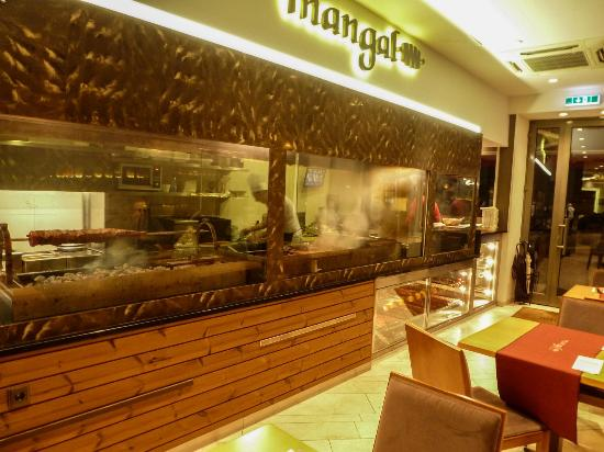 Restaurant Mangal Köln