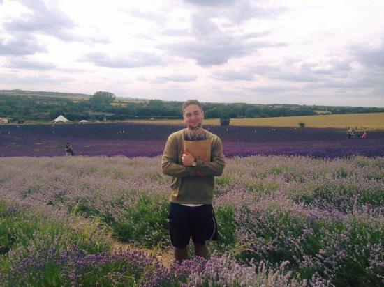 Hitchin Lavender: Lavs on tour