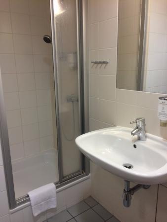 Kolpinghaus Wien-Zentral: Banheiro