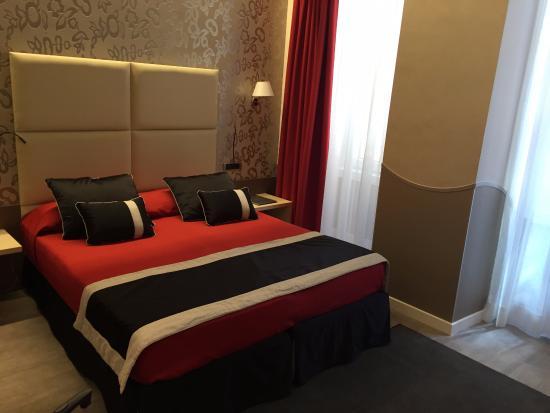 Demetra Hotel: Quarto