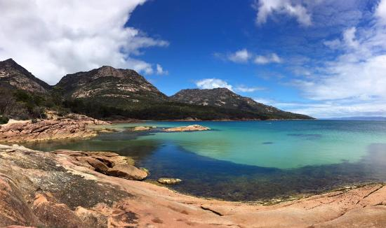 Freycinet, Australia: honeymoon bay