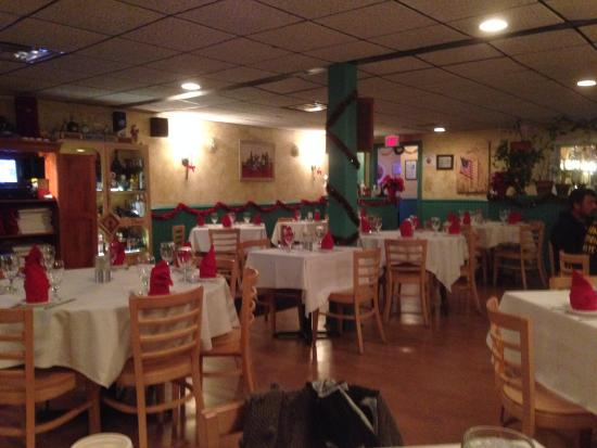 Coyote Flaco Restaurant Main Dining Room Of