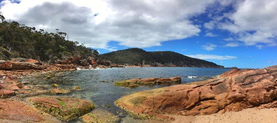 Freycinet, Australia: sleepy bay