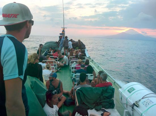 Eka Jaya Fast Boats: On the way ... but to where?!