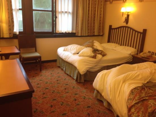 chambre montana photo de disney 39 s sequoia lodge