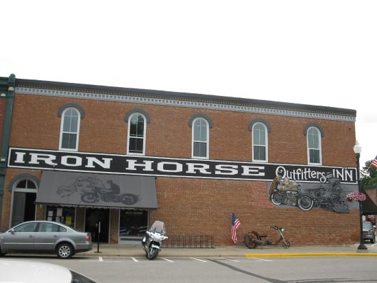 Lanesboro, Minnesota: main street Lanesboro