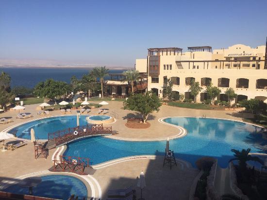 Jordan Valley Marriott Resort & Spa: Pool and other facilities